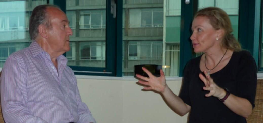 Iza interview